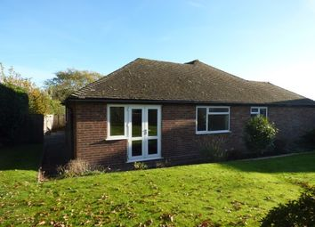 Thumbnail 3 bed bungalow to rent in Luxford Drive, Crowborough