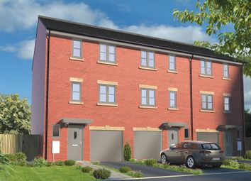 Thumbnail 4 bed town house for sale in Wigton Road, Carlisle, Cumbria