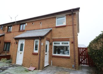 Thumbnail 2 bed semi-detached house to rent in Ritchie Park, Johnstone, Renfrewshire