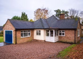 Thumbnail 2 bed detached bungalow to rent in Perrin Avenue, Kidderminster