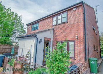 Thumbnail 1 bedroom semi-detached house for sale in Fairfield Drive, Broxbourne