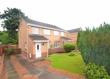 Thumbnail 3 bed semi-detached house for sale in Wick Avenue, Airdrie