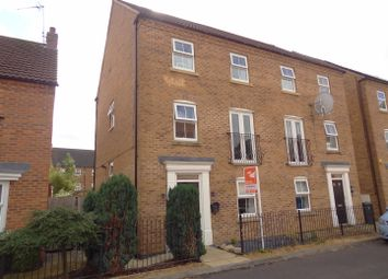 Thumbnail 4 bed semi-detached house for sale in Lothian Way, Greylees, Sleaford