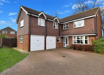 5 bed detached house for sale in Selwyn Drive, Broadstairs CT10