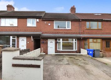 Thumbnail 2 bed terraced house for sale in Radford Road, Cliffe Vale, Stoke-On-Trent