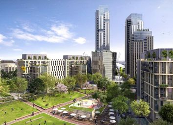 Thumbnail 1 bed flat for sale in Royal Captains Court, Backwall Reach, Blackwall, London