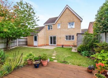 Thumbnail 4 bed detached house for sale in Worlingham, Beccles, Suffolk