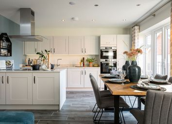 "Thumbnail 4 bed detached house for sale in ""The Wyatt"" at North End Road, Yatton, Bristol"