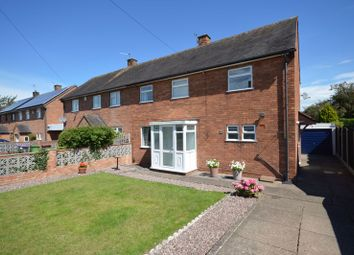 Thumbnail 3 bed semi-detached house for sale in Ash Road, Donnington, Telford