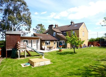 Thumbnail 4 bed semi-detached house for sale in Hoo, Rochester