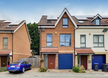 Thumbnail 4 bed end terrace house for sale in Hamlyn Gardens, London