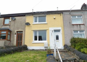 Thumbnail 3 bed terraced house for sale in Penfilia Road, Brynhyfryd, Swansea