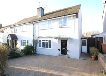 Thumbnail 3 bed semi-detached house to rent in Broomfield Rise, Abbots Langley