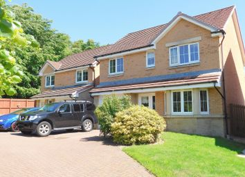 Thumbnail 4 bed detached house for sale in Bennachie Way, Dunfermline