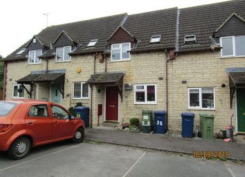 Thumbnail 2 bed terraced house to rent in The Cornfields, Bishops Cleeve, Cheltenham