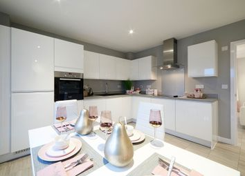 "Thumbnail 3 bedroom semi-detached house for sale in ""The Studland"" at Muggleton Road, Amesbury, Salisbury"
