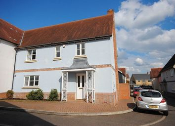 Thumbnail 4 bed property to rent in Mildmay Close, Little Dunmow