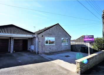 Thumbnail 2 bed semi-detached bungalow for sale in Park Crescent, Washingborough