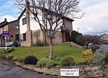 Thumbnail 3 bed detached house for sale in Moorcroft Drive, Sheffield