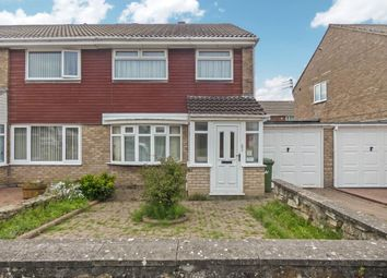 Thumbnail 3 bed semi-detached house for sale in Aylesford Square, Blyth