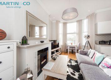Thumbnail 1 bedroom flat for sale in Cheyne Walk, London