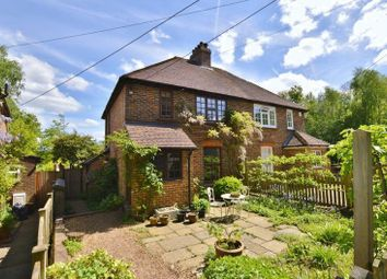 Thumbnail 3 bed semi-detached house for sale in Petworth Road, Wormley, Godalming