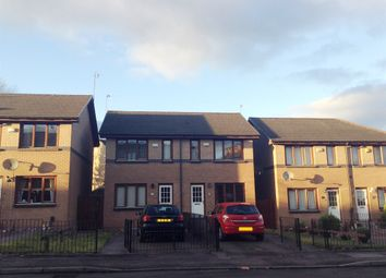 Thumbnail 2 bedroom semi-detached house for sale in Morrin Street, Springburn, Glasgow