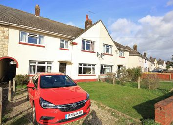 Thumbnail 4 bed terraced house to rent in Kimmeridge Avenue, Parkstone, Poole