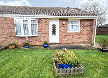 Thumbnail 2 bedroom bungalow for sale in Hawthorn Chase, Lincoln, Lincolnshire