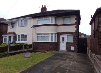 Thumbnail 3 bed property to rent in Crossways, Bromborough, Wirral