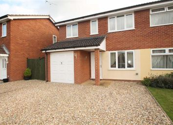 Thumbnail 4 bed semi-detached house to rent in Aston Close, Oswestry