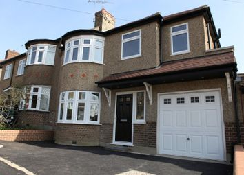 Thumbnail 4 bed semi-detached house to rent in Hillside Gardens, Barnet
