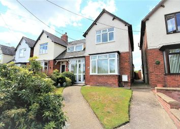 Thumbnail 2 bed semi-detached house for sale in Black Park Road, Whitchurch