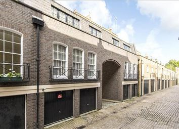 Thumbnail 3 bed mews house for sale in Gloucester Gate Mews, London