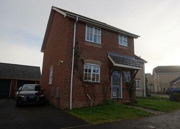 Thumbnail 3 bed semi-detached house for sale in The Paddocks, Lower Road, Stalbridge, Sturminster Newton