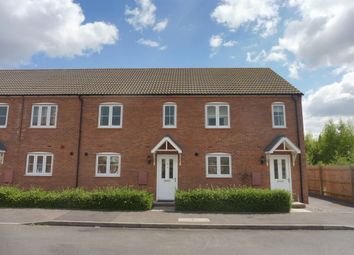 Thumbnail 2 bed terraced house for sale in Hickmans Green Close, Chase Meadow Square, Warwick