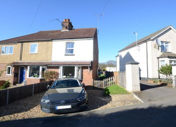 Thumbnail 2 bed semi-detached house to rent in College Road, Ash, Aldershot