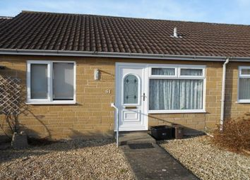 Thumbnail 1 bed bungalow to rent in Moorlands Park, Martock