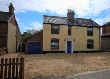 Thumbnail 5 bed detached house for sale in Station Road, Wymondham