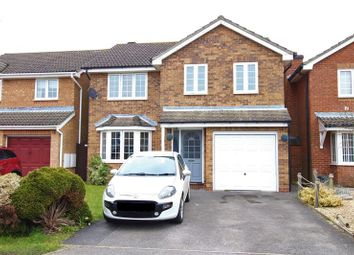 Thumbnail 4 bed detached house for sale in Canoe Close, Warsash, Southampton