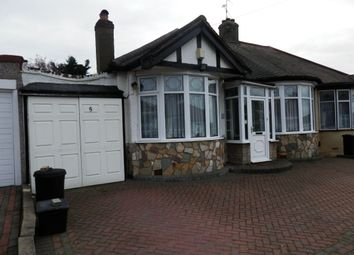 Thumbnail 1 bedroom semi-detached bungalow for sale in Leigh Avenue, Redbridge
