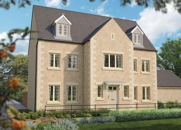 "Thumbnail 6 bed detached house for sale in ""The Kingsbury"" at Dowding Close, Upper Rissington, Cheltenham"