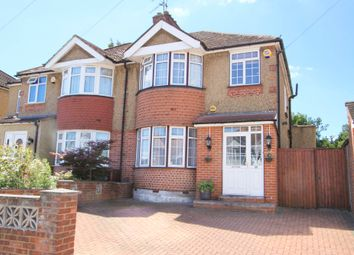 Thumbnail 3 bed semi-detached house for sale in High Worple, Rayners Lane, Harrow
