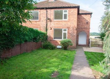 Thumbnail 3 bedroom semi-detached house to rent in Ranby, Retford