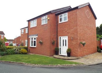 Thumbnail 4 bed detached house for sale in Allendale, Runcorn, Cheshire
