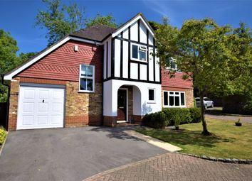 4 bed detached house for sale in Whitethorn Close, Ash, Aldershot GU12