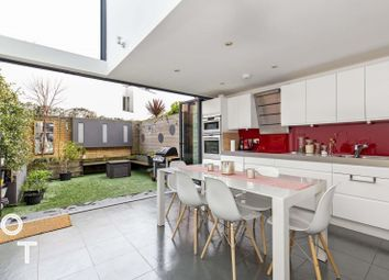 Thumbnail 5 bed terraced house for sale in Grafton Crescent, London
