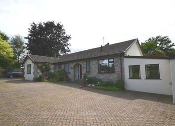 Thumbnail 3 bed detached bungalow for sale in Warrant Road, Stoke On Tern, Market Drayton