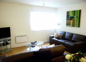 Thumbnail 1 bed flat to rent in Madison Court, Salford Quays, Salford