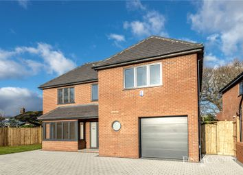 Thumbnail 4 bed detached house for sale in Lymington Road, New Milton, Hampshire